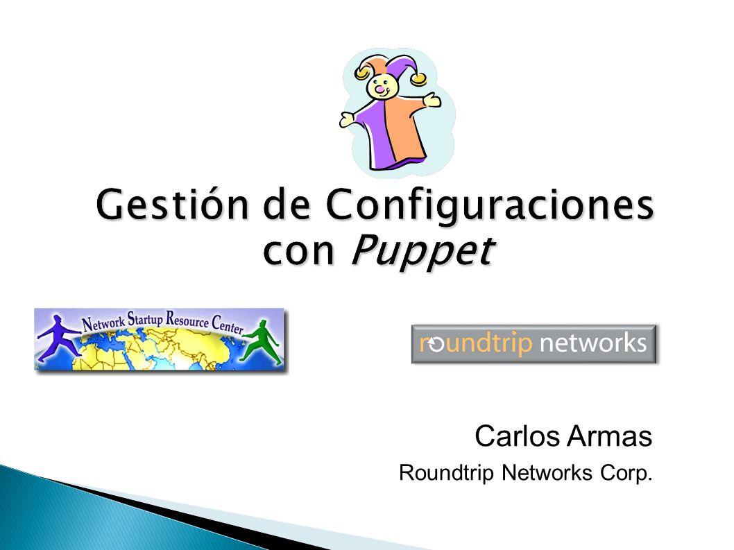 Carlos Armas Roundtrip Networks Corp.