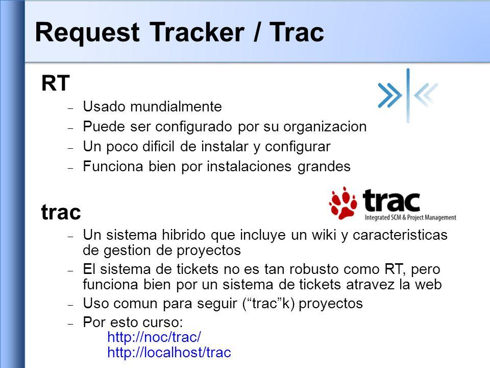 RT: Request Tracker http://bestpractical.com/rt/