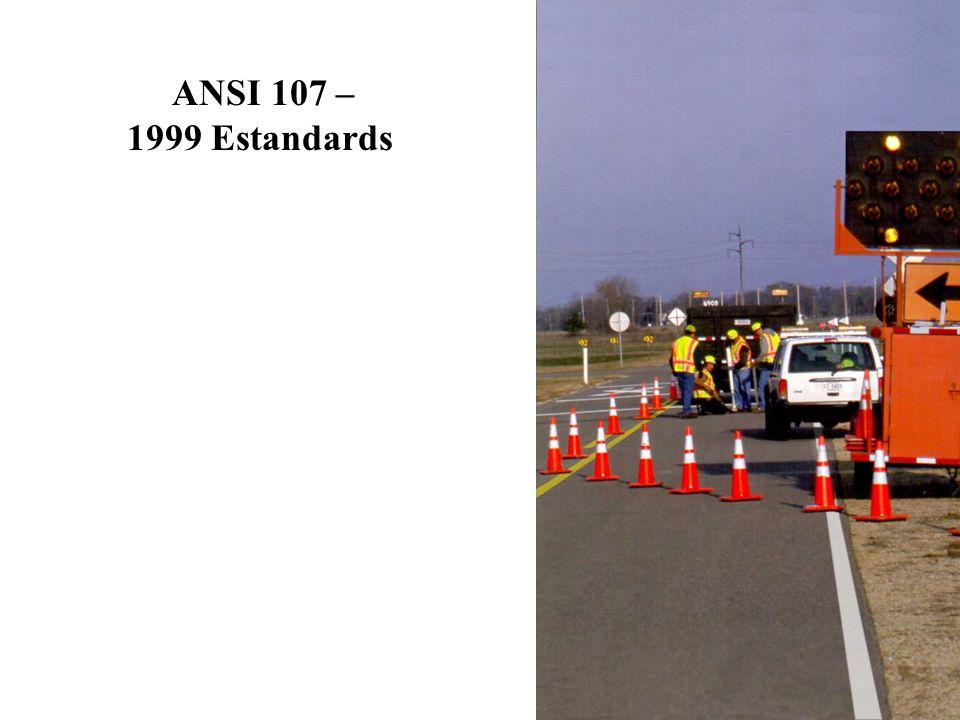 ANSI 107 – 1999 Estandards