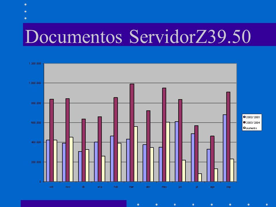 Documentos ServidorZ39.50