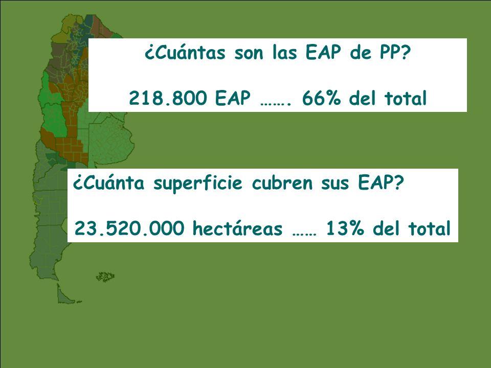 A r g e n t i n a PROINDER Regionalización: 11 regiones agro-ecológicas homogéneas