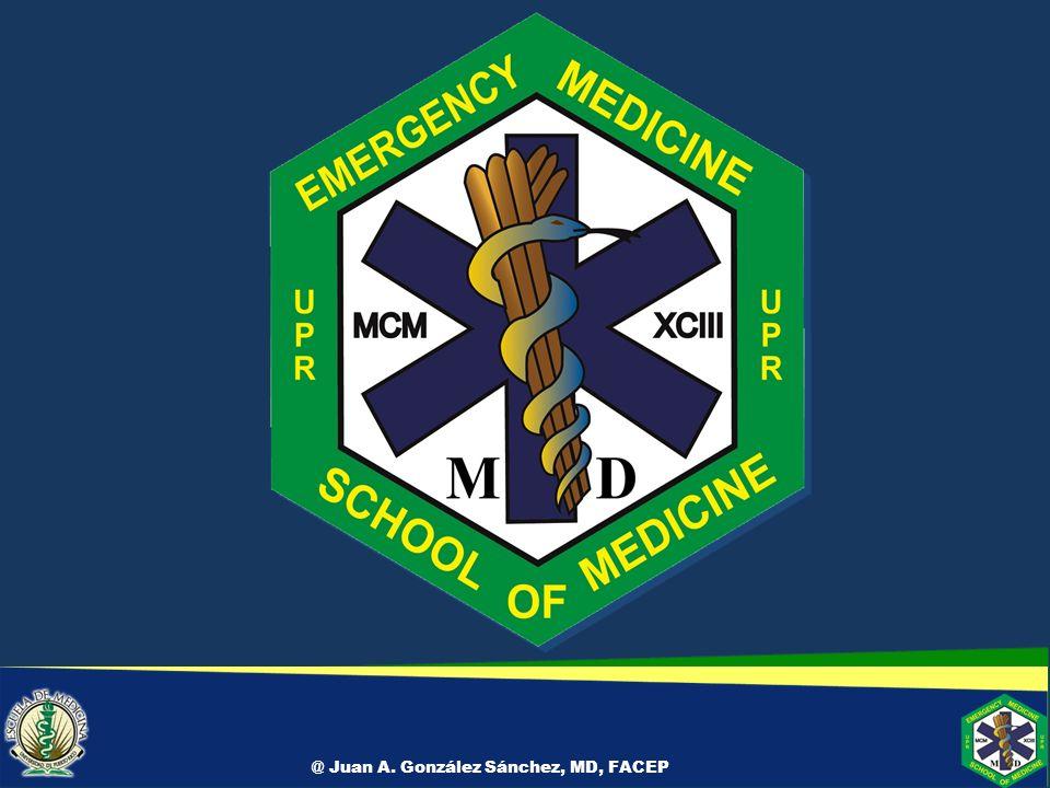 Medicina de Urgencias vs.