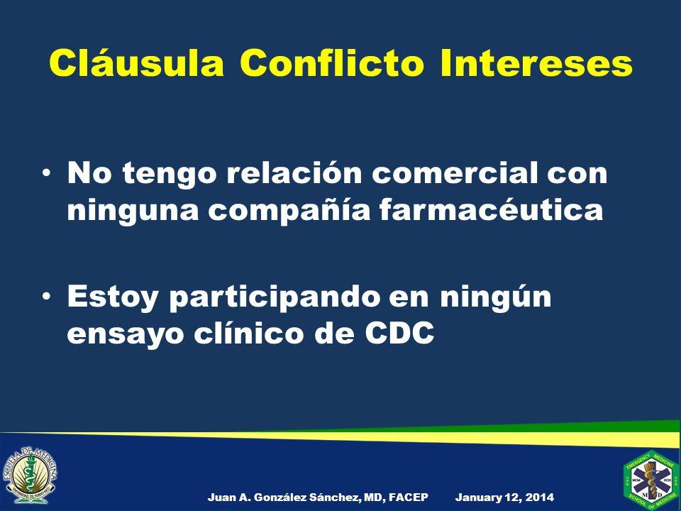 Primera Pregunta Es un conflicto: – Ético – Legal – Combinado January 12, 2014Juan A.
