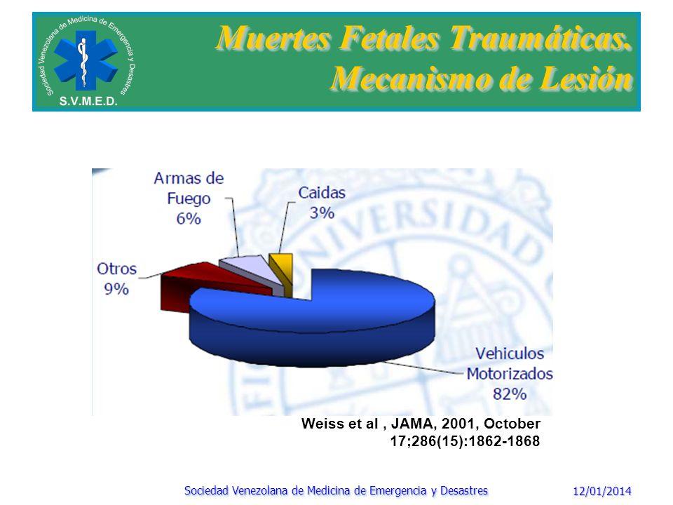 12/01/2014 Sociedad Venezolana de Medicina de Emergencia y Desastres llllllllllllll llllllllllllll