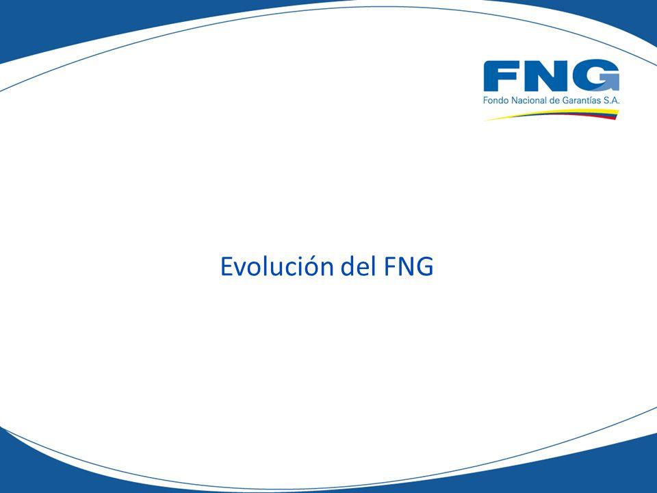 Evolución del FNG