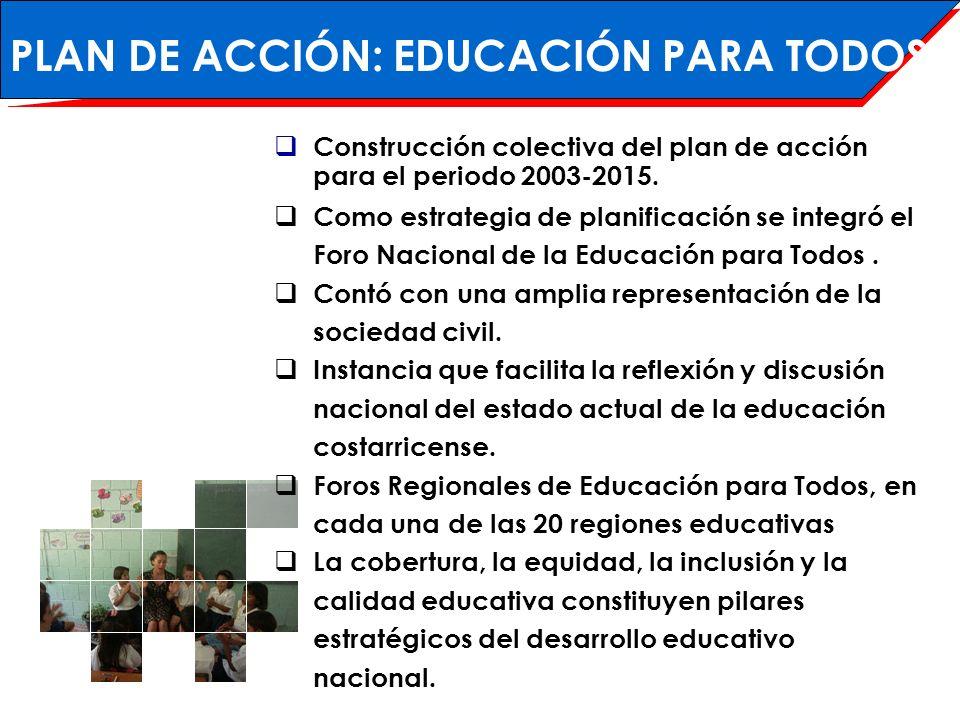 Por el fortalecimiento de una educación integral Relanzamiento de la educación Costarricense
