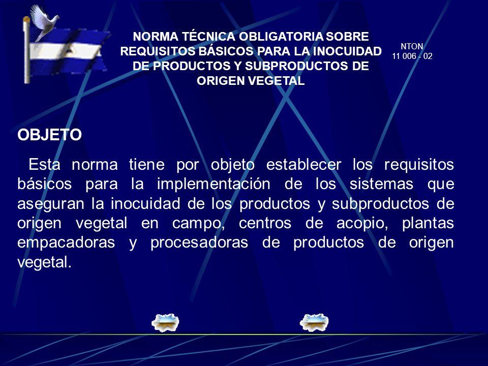 Delegaciones de Sanidad Vegetal y Semillas: SRF VI Jinotega