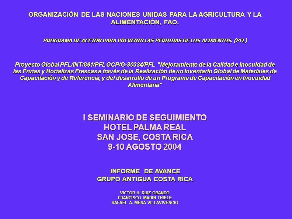 # 3 SEMINARIO NACIONAL DE FORMADOR DE CAPACITADORES