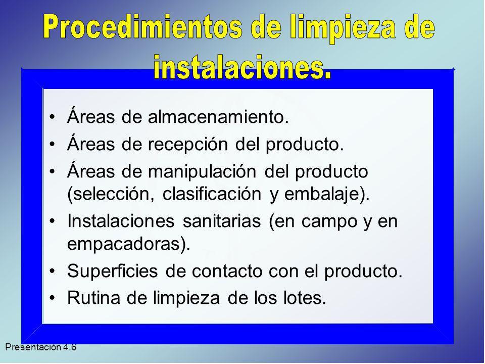 Procedimientos sobre limpieza de ropas usadas durante la aplicación de agroquímicos.