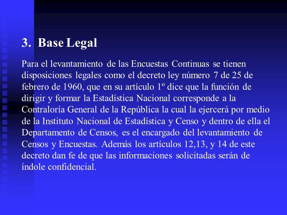 4.Metodología de las Encuestas Agropecuarias a.