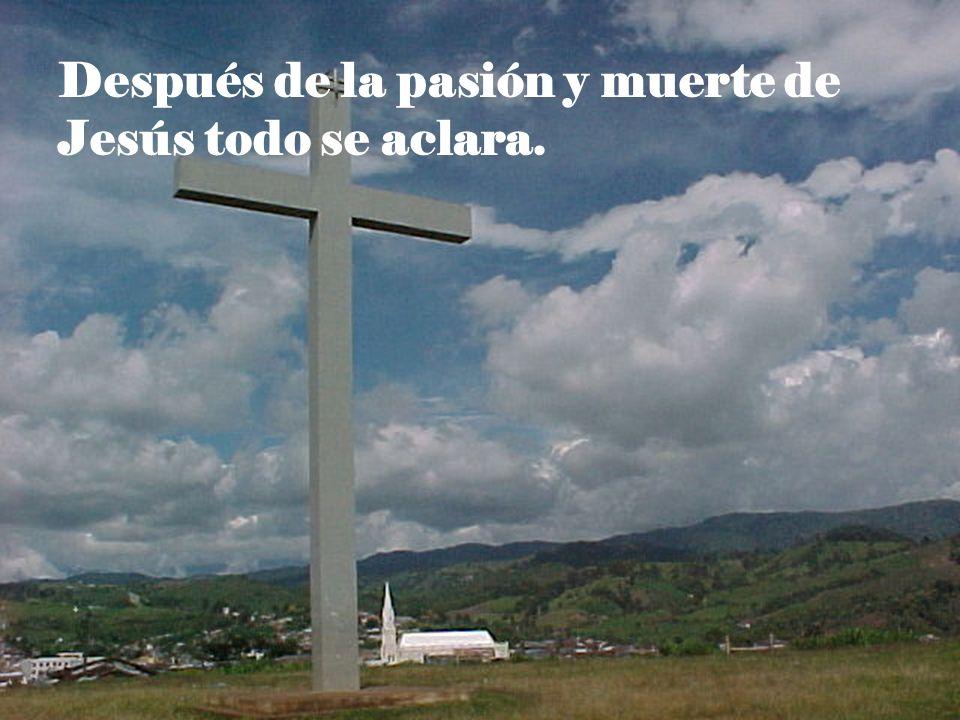 Por eso … ¡ HAY ESPERANZA EN CRISTO JESÚS !