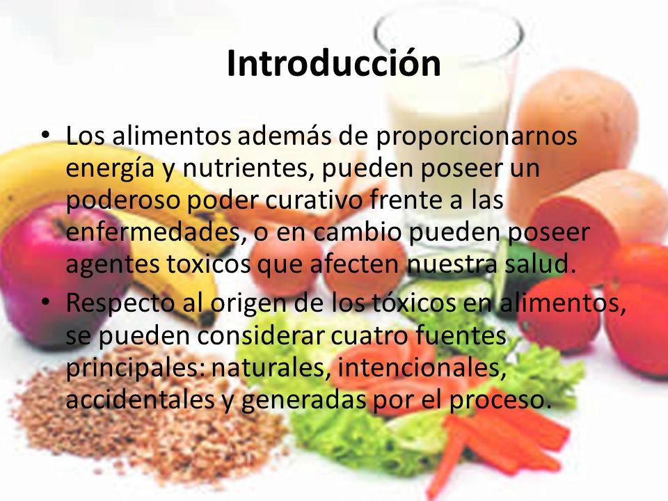 Introducción Los alimentos además de proporcionarnos energía y nutrientes, pueden poseer un poderoso poder curativo frente a las enfermedades, o en ca