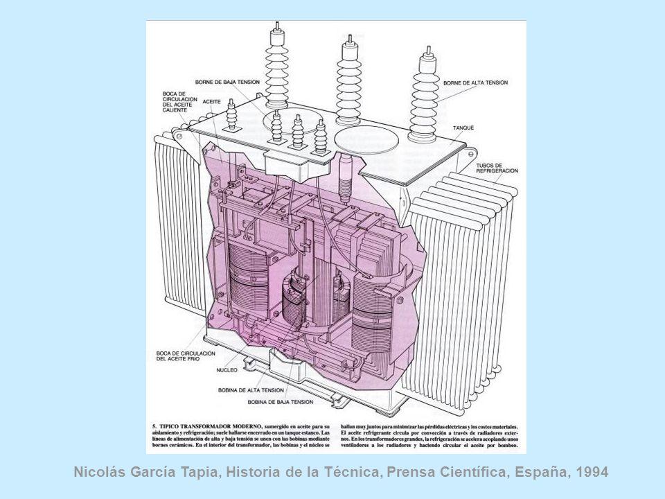 Nicolás García Tapia, Historia de la Técnica, Prensa Científica, España, 1994
