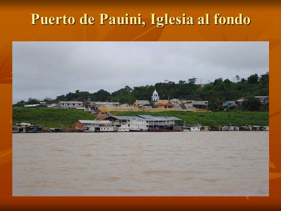 Apurinãs, uno de los pueblos indígenas originarios del Purús Aldea Mariané.