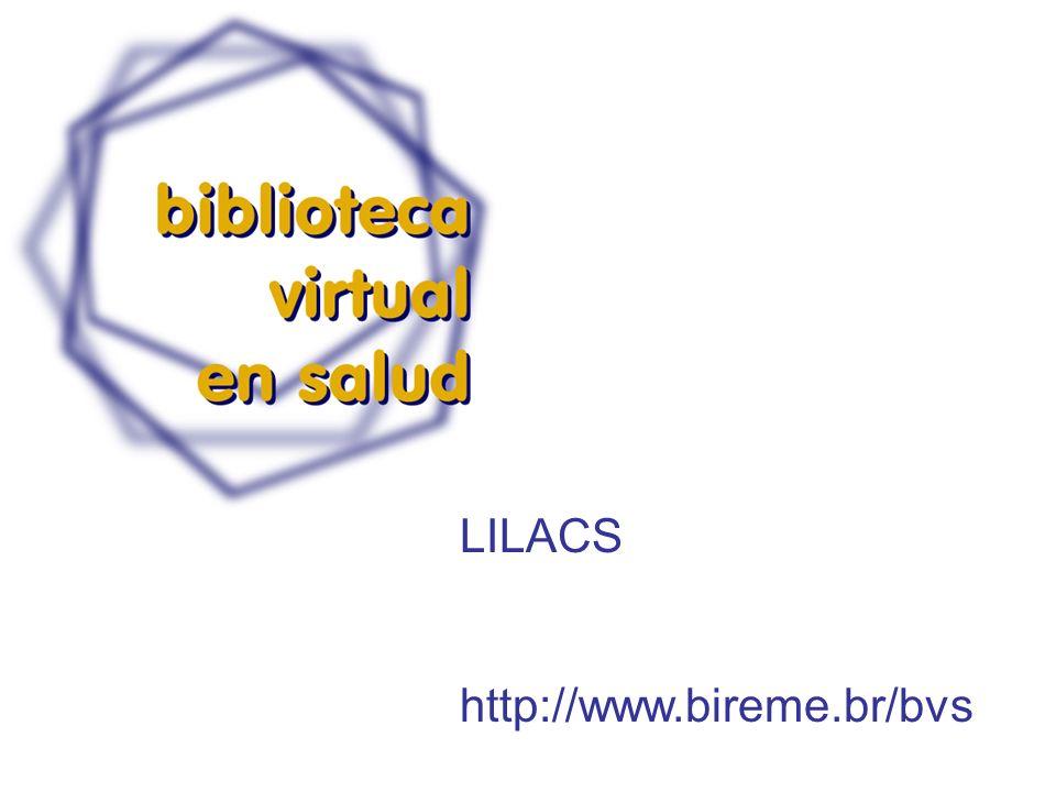 LILACS http://www.bireme.br/bvs