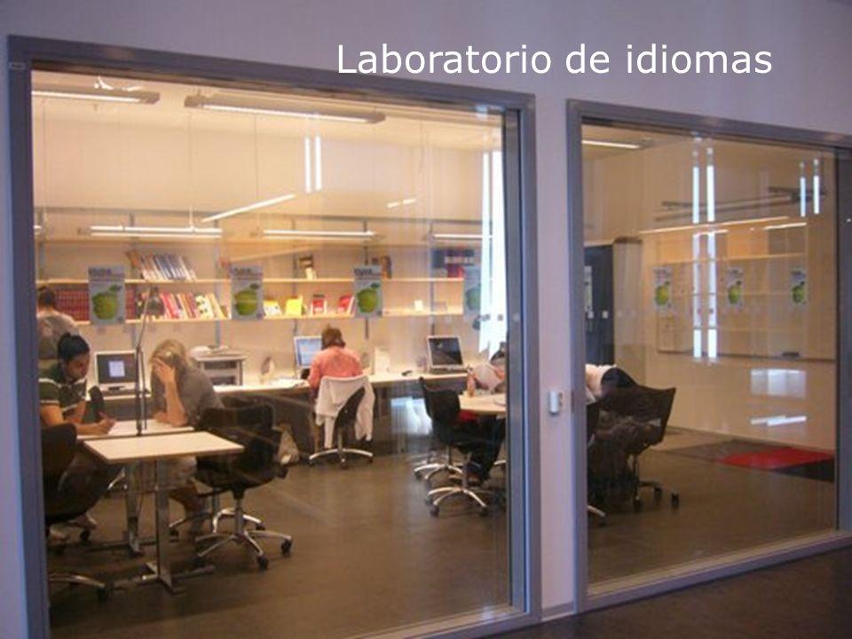 Biblioteca Universitaria Laboratorio de idiomas