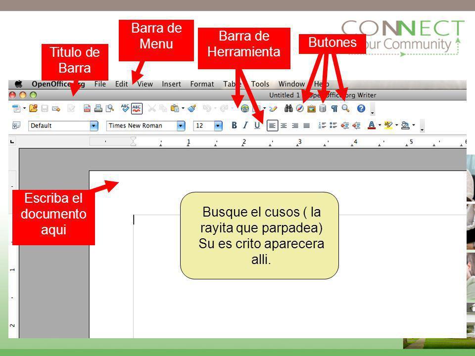 Cambiando la letra (font) Cambie la fuente usando el atajo en la barra de herramientas.