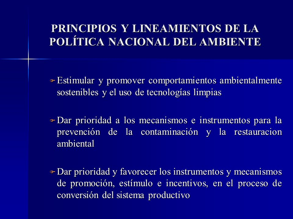 SECTOR GUBERNAMENTAL Proyecto Instrumentos de Gestión Ambiental y Participación Empresarial en la Producción Limpia (ANAM-BID-CoNEP) Proyecto Instrumentos de Gestión Ambiental y Participación Empresarial en la Producción Limpia (ANAM-BID-CoNEP) Gestiones para el establecimiento del Centro Nacional de P+L de Panamá Gestiones para el establecimiento del Centro Nacional de P+L de Panamá Creación del Centro Nacional de Información sobre PML y CS (ANAM- PNUMA) Creación del Centro Nacional de Información sobre PML y CS (ANAM- PNUMA) Elaboracion de la Propuesta de la Politica Nacional de PML Elaboracion de la Propuesta de la Politica Nacional de PML Elaboración de Guías para la Prevención de la Contaminación del Recurso Hídrico Elaboración de Guías para la Prevención de la Contaminación del Recurso Hídrico Elaboración de Guías de PML Elaboración de Guías de PML