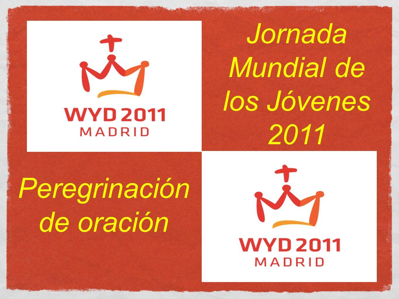 Peregrinación de oración Jornada Mundial de los Jóvenes 2011