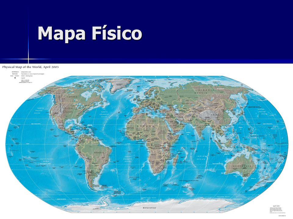 Mapa Físico Mapa físico Mapa físico