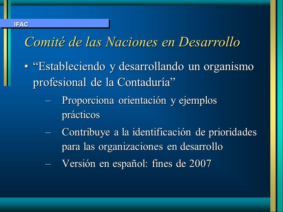 Estableciendo y desarrollando un organismo profesional de la ContaduríaEstableciendo y desarrollando un organismo profesional de la Contaduría –Propor
