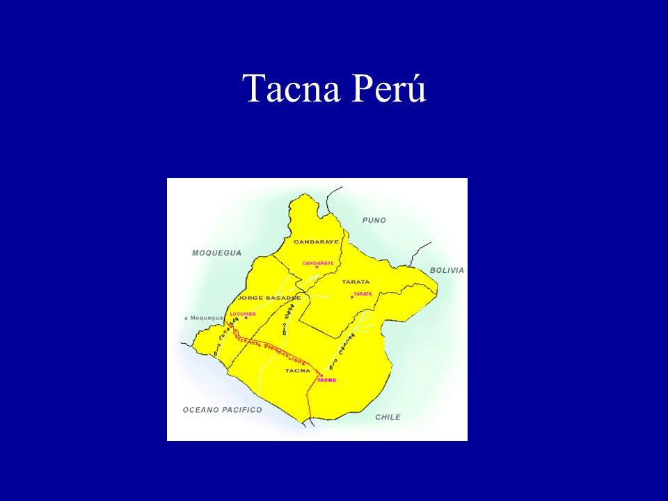 Tacna Perú