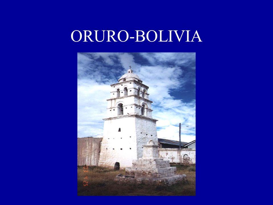 ORURO-BOLIVIA