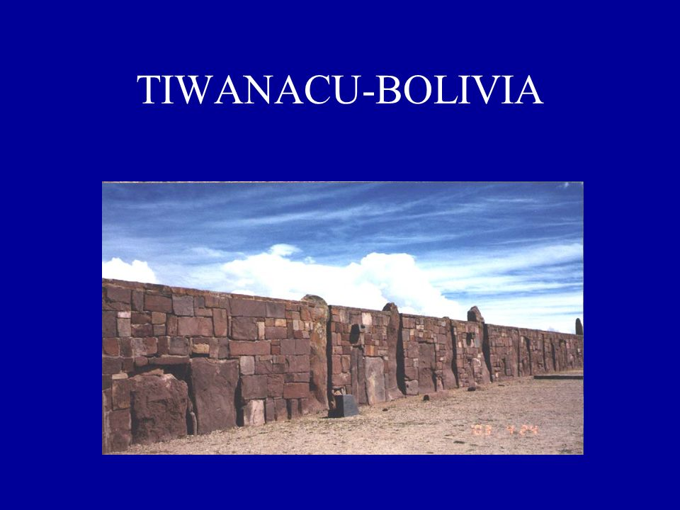 TIWANACU-BOLIVIA