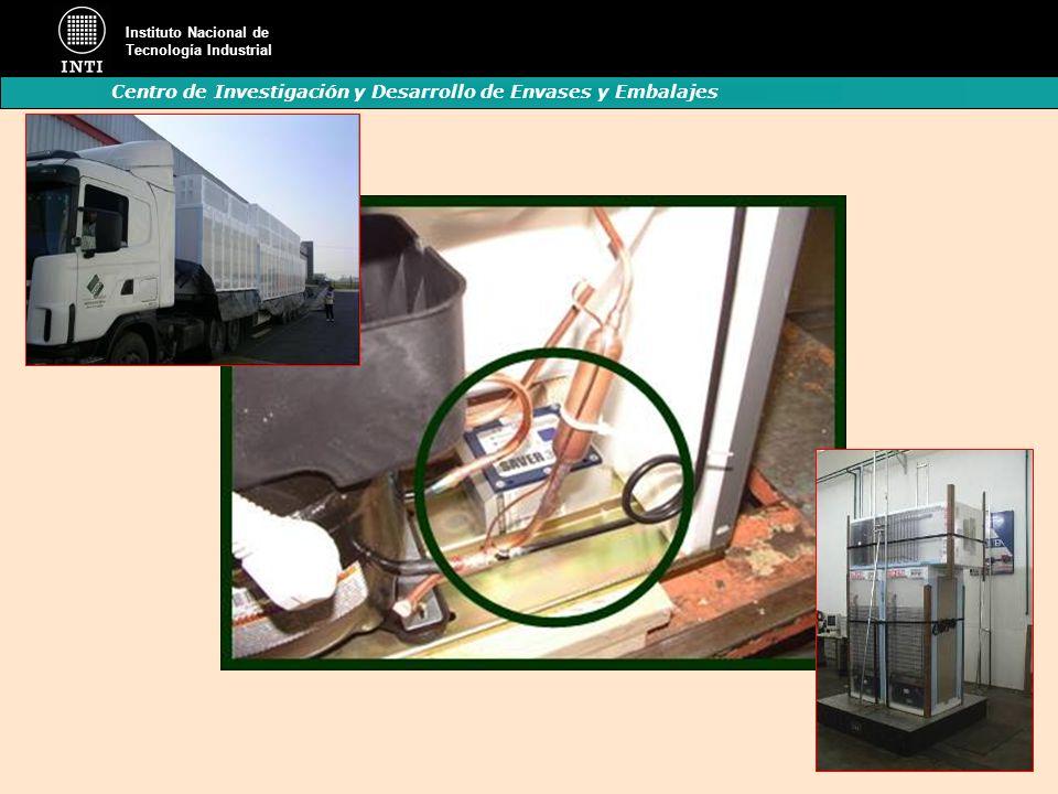 Instituto Nacional de Tecnología Industrial Centro de Investigación y Desarrollo de Envases y Embalajes