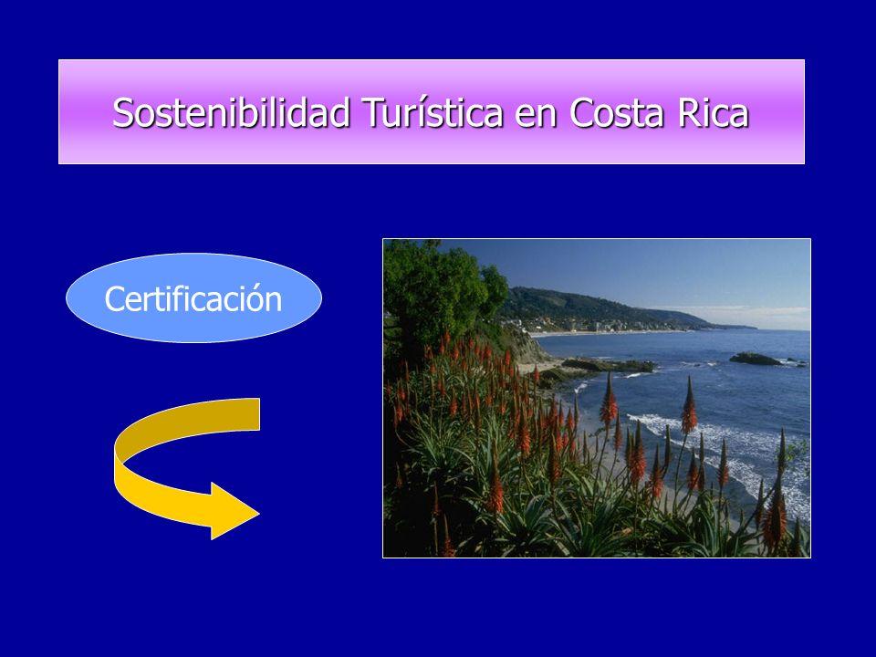Sostenibilidad Turística en Costa Rica Certificación