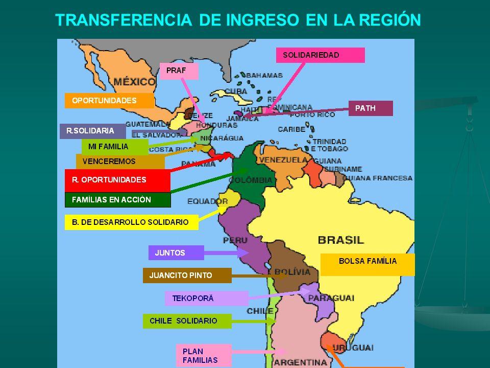 PROGRAMAS 1990 – Honduras – P.de Asignación Familiar (1ª fase) 1990 – Honduras – P.