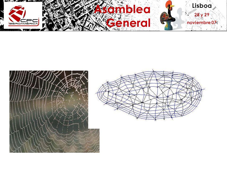 Lisboa 28 y 29 noviembre 07 Asamblea General