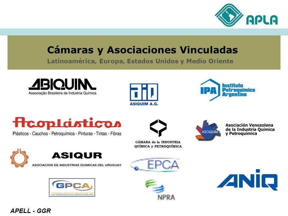 Reunión Latinoamericana de Logística Algunos temas debatidos APELL - GGR 9ª Reunión – Viña del Mar, Chile – 2007 Panel: Sistemas de alerta y de cooperación entre empresas en el transporte terrestre, incluyendo los seguros de remediación.