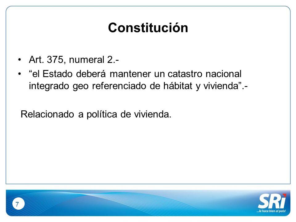 7 Constitución Art.