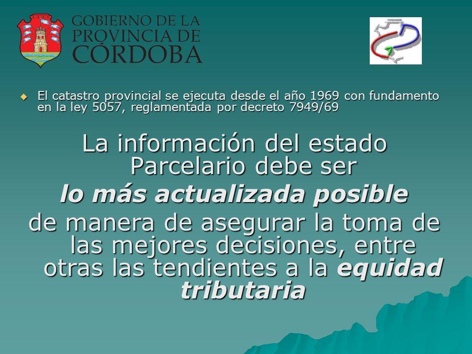 Todos los actores : Provincia, Municipios y Comunas deben aportar la información que se genera y/o produce dentro de su jurisdicción.
