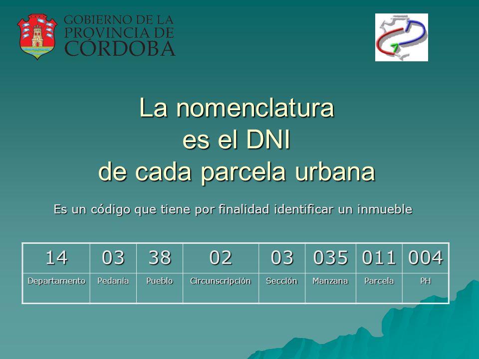 El Gobierno de la Provincia de Córdoba y La Dirección General de Catastro Agradecen su presencia y su aporte Para procurar la garantía de propiedad inmobiliaria