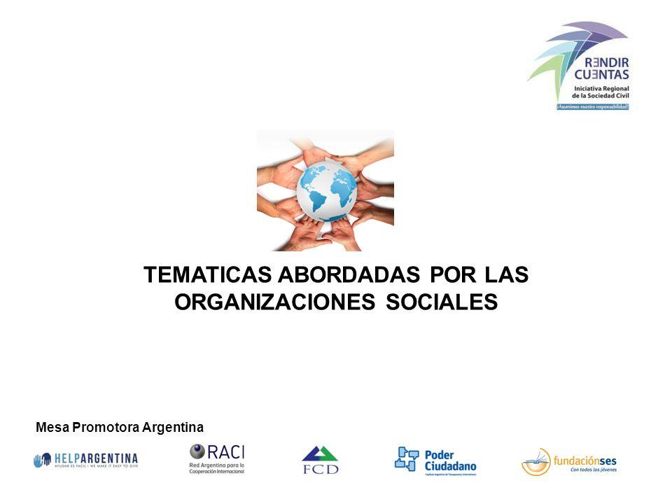 Mesa Promotora Argentina