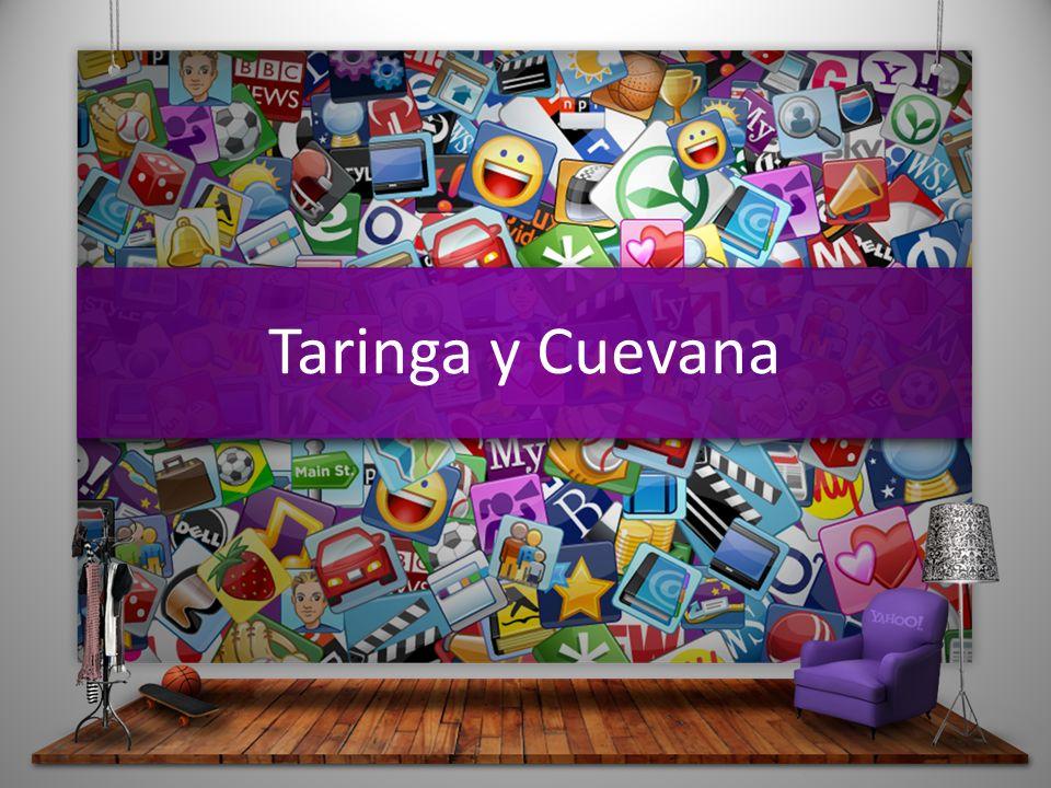 Taringa y Cuevana