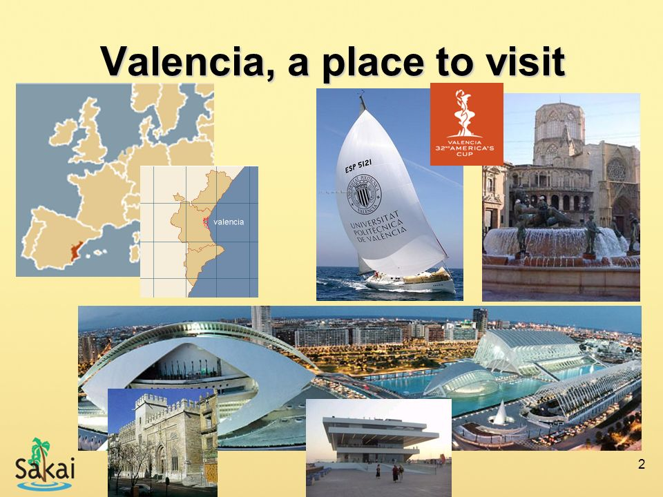3 Universidad Politécnica de Valencia Public academic institution since 1971 –4 campuses –15 colleges –40 research centers –40 official degrees –20 post graduate studies –40.000 students –2.600 teachers –1.400 staff