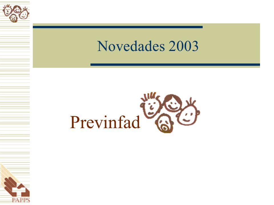 Vacunaciones infantiles 0m2m4m6m12-15m15-18m24m3-6a11-12a13- 16a VHB VHBx 3 DTPa Td o Tdpa VPI Hib MeC SRP Var Pn7v Se recomienda el calendario AEP 2003