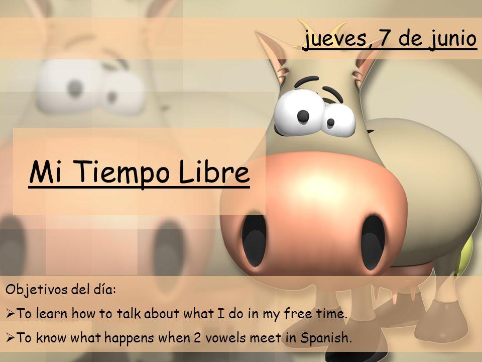 I surf the net Navego por internet REPASAMOS…