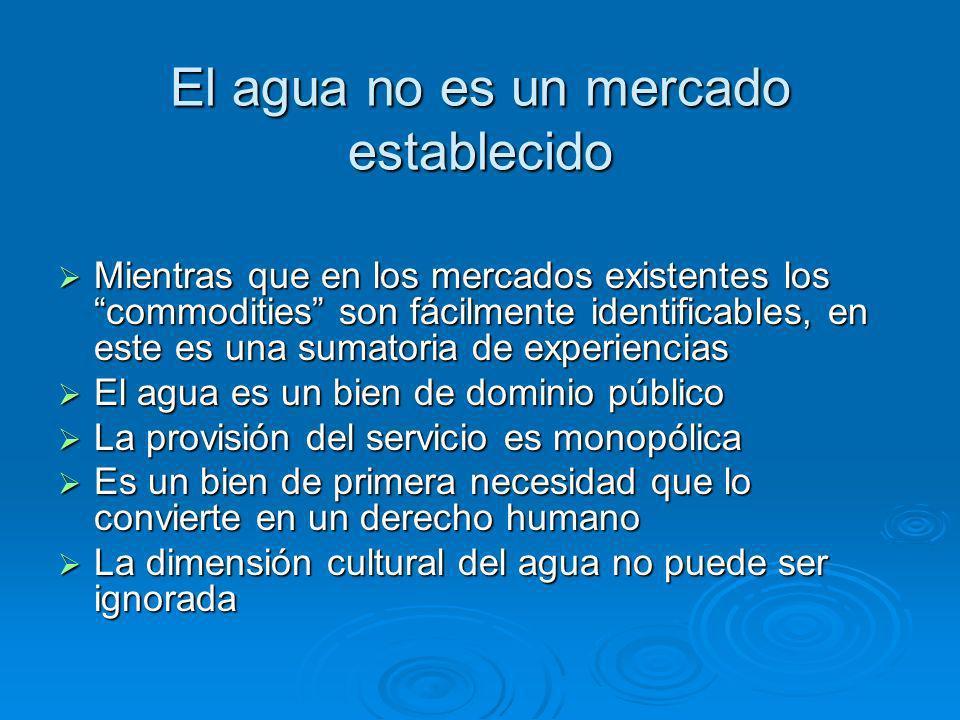 Ecuador Fondo Ambiental del agua en Quito-FONAG (2000): Fondo Ambiental del agua en Quito-FONAG (2000): agua potable y alcantariallado (1% ventas) agua potable y alcantariallado (1% ventas) usuarios de energía (US$45.000/año) usuarios de energía (US$45.000/año) cervecería (US$6.000/año) cervecería (US$6.000/año) cooperación suiza (US$10.000/año) cooperación suiza (US$10.000/año) aportan para financiar proyectos de protección y mantenimiento de las cuencas hídricas de Quito.