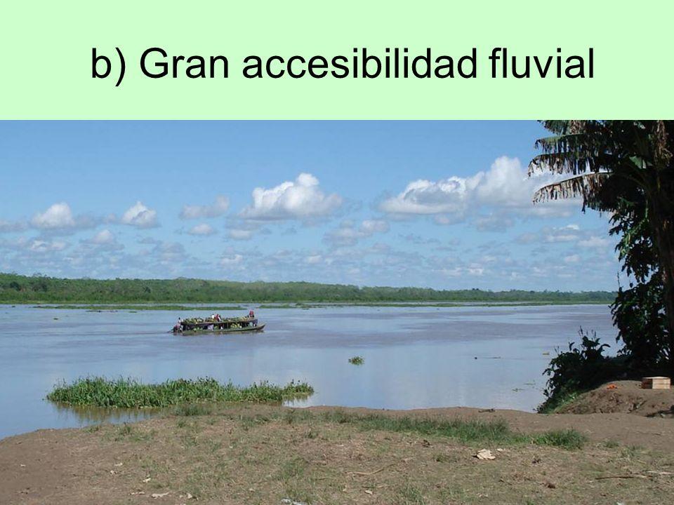 7 Accesibilidad fluvial
