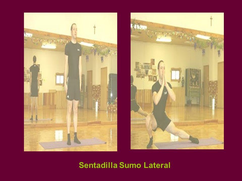 Sentadilla Sumo Lateral