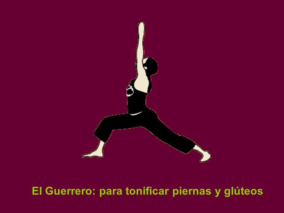 El Guerrero: para tonificar piernas y glúteos