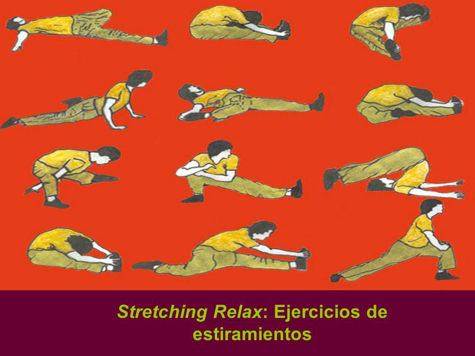 Stretching Relax: Ejercicios de estiramientos