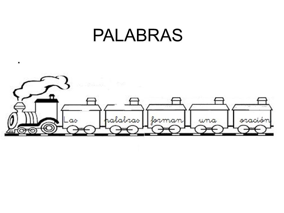 SÍ – LA – BAS. En cada vagón hay asientos unidos para ellas.