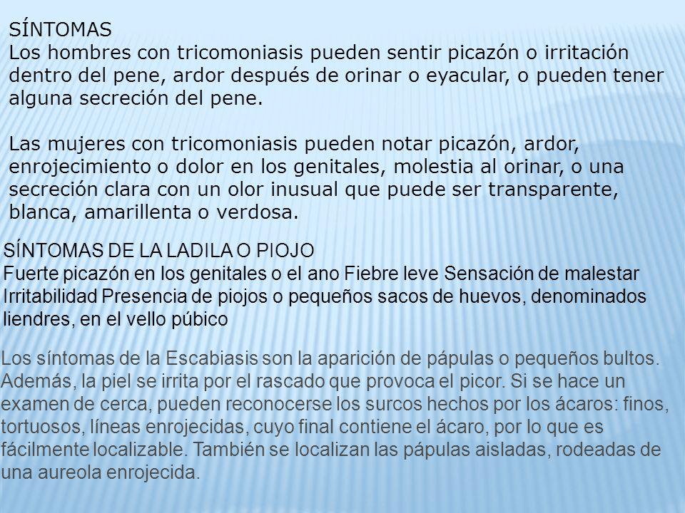 ETS causadas: Bacterias Sífilis Gonorrea Linfogranuloma Venéreo Clamidias Chancro blando