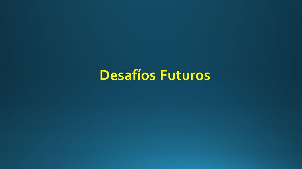 Desafíos Futuros