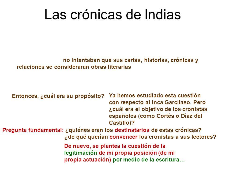 """Las crónicas de Indias El excelente sitio """"Crónicas de América ..."""